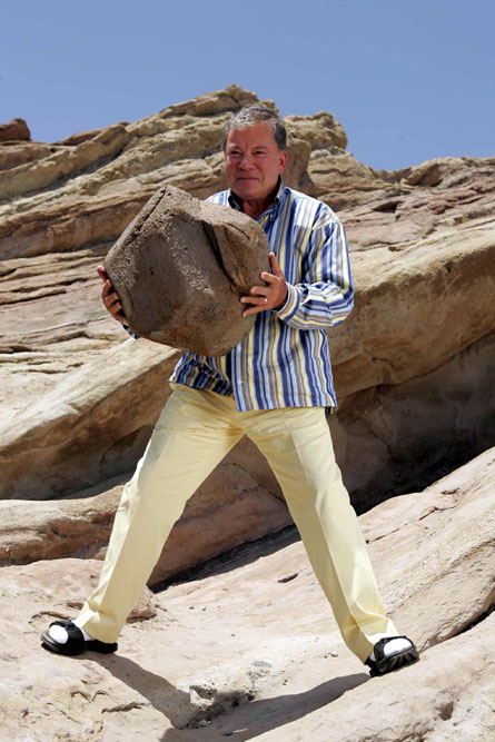william Shatner ps05 The Working Man: As You Mature Professionally, So Should Your Attire!